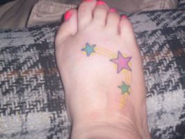 My latest tat ... by PunkBryShortCake