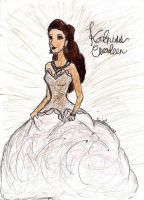 Katniss Everdeen - CF dress by ayestephxx