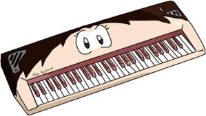 Katie Keyboard by JHcolley