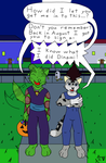 Happy Halloween from Dinami and Cutio! by DinamiW