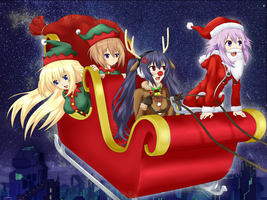 IF Intl. Xmas contest entry by Not-a-Hazard