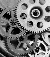 cogs and wheels by nikkhidragonfly