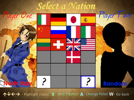 Select A Nation V.2 by Alice-Fairbrook