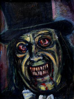 London After Midnight, Chaney by bombcatdesignco