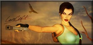 signature: Lara by crimsomnia