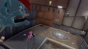 My little Gmod ponies 1 by Muffinsforever