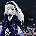 rozen maiden Suigintou by paint-on