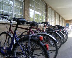Bike Lineup by KNK-Photography