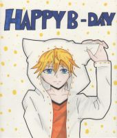 Happy Birthday JJLen-Kun207! by DarkPitFan2012