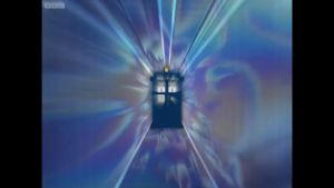 Remake Fourth Doctor intro. by jimmy33650