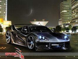 Porsche Carrera GT _Subtle V by REDZ166