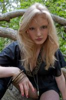 Blond bombshell stock 8 by Random-Acts-Stock
