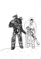 WIP Infantry Soldiers by Lazarus-Firenze