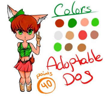 ADOPTABLE FEMALE - OPEN by Spring-Art-Anime
