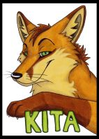 Kita Badge by Saffhire-Phoenix