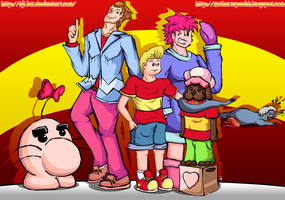 Mother 3 is in Spanish at last by FJLink