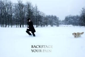 Backstage XD 'Ville Valo' by Your-Pain