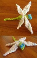 Crochet--Dragon Fly by Mira-Kajihiko