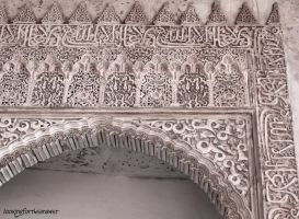 Alhambra details by Ailedail