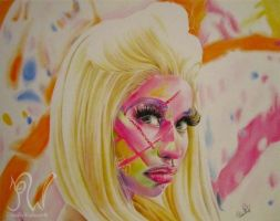Nicki Minaj Roman Reloaded by PriscillaW