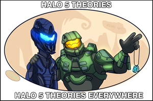 HALO 5 EVERYWHERE by biduke