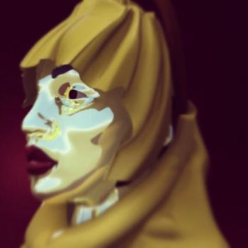 Rough Gold Skin by Butch007