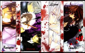vampire knight by Creamia