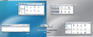 ALU visual style for windows by ibaldi