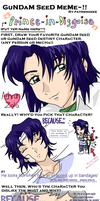 Gundam SEED Meme by Prince-in-Disguise