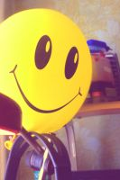 smile my friend by DariaGALLERY