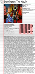 Dominator The Movie Notepage by Duckyworth