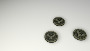 3d coin by jaymabunay