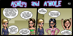 Ashley and A*Hole #62 by Ashleykat