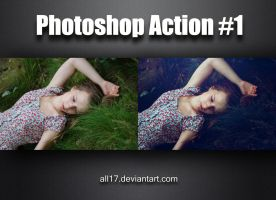 Action #1 by all17