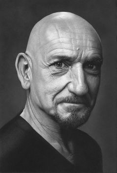 Ben Kingsley by markstewart