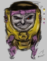 MODOK by nicollearl
