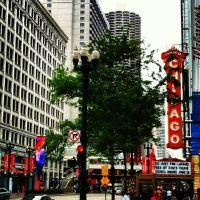 Chicago Theatre by Rygy412