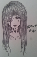 Bloody Rose by Ekiso