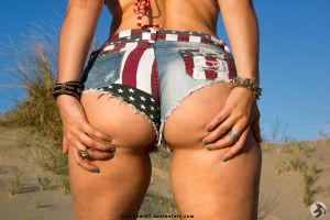 American Short 5 by NetSeawolf