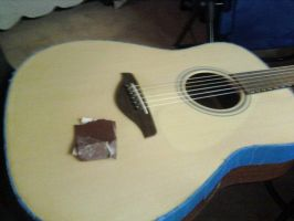 Guitar Project 2010 - Phase 3 by Kalutica