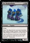 The Shadowbolts - FiMtG by Kitonin