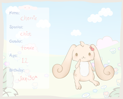 SE Application: Cherrie by t0kkidoki