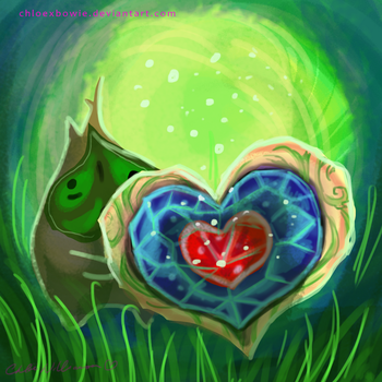 Piece of My Heart by ChloexBowie