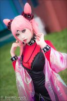 Sailor Moon - Black Lady - Touch II by MonicaWos