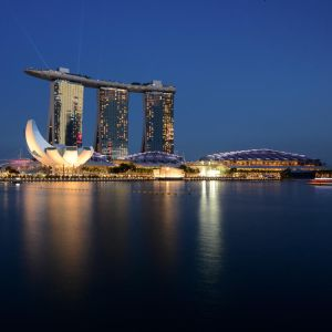 Postcard from Singapore 05 by JACAC