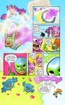 Make A Wish comic p4 by DerekHunter