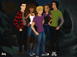 Guess the Demigods by Bluey-bop11