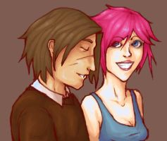 Lupin+Tonks DH- No Spoilers by Miss-Anna