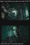 Wesker wants to show you.. by SlaveRain