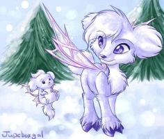Wintery by Jupeboxgal